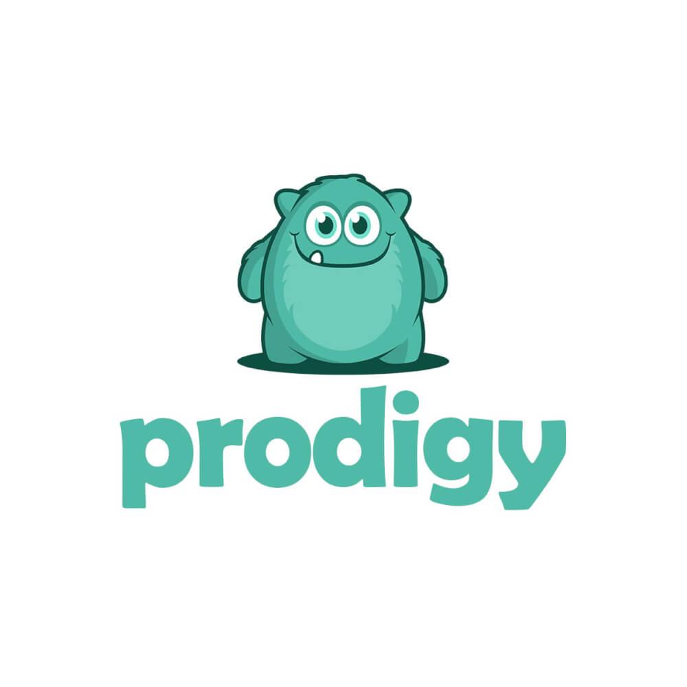 Prodigy Game logo