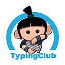 Provo City Typing Club logo